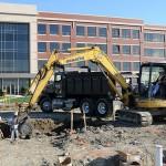 Excavating